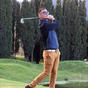 Ludovic Depledt - Professeur de golf